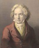贝多芬 库存图片