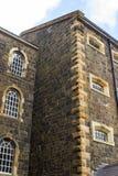 贝尔法斯特北爱尔兰现在使用的历史的克拉姆林路监狱,一个现代博物馆和访客集中 库存图片