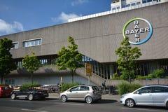 贝尔贝尔医疗保健配药AG Pharma,管理和实验室大厦在柏林,德国 库存图片
