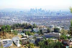 贝弗利・加利福尼亚小山 免版税库存图片