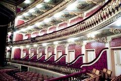 贝拉母歌剧院 免版税库存照片