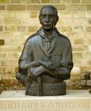 贝登堡阁下雕象 免版税库存图片