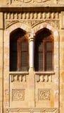 贝鲁特古典设计黎巴嫩快门 免版税库存照片