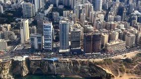 贝鲁特,黎巴嫩 免版税库存图片