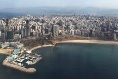 贝鲁特,黎巴嫩 免版税库存照片
