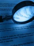 负债货币学习 免版税库存图片