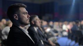 财务拥挤事件介绍或会议的业务会议  股票录像