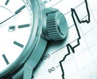 财务的决策 免版税库存图片