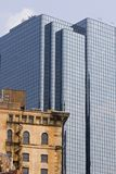 财务的波士顿 免版税库存图片