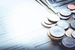 财务银行业务概念 商业投资 库存照片