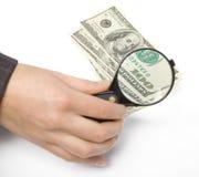 财务问题 免版税库存照片