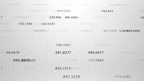 财政显示增长的赢利的图和图 皇族释放例证