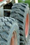 责任大量轮胎 免版税库存图片