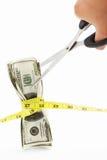 货币严密 免版税库存照片