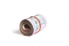 货币乌克兰 库存照片