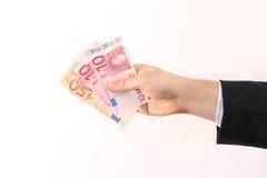 货币保存您 免版税图库摄影