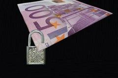 货币保存您 免版税库存照片