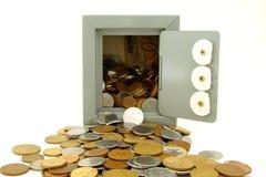 货币保存 免版税库存图片