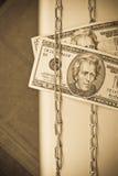 货币保护您 免版税图库摄影