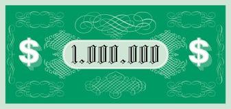 货币向量 免版税图库摄影