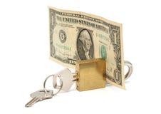 货币安全 免版税库存照片