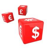 货币彀子 免版税库存图片