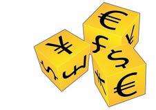 货币彀子 免版税图库摄影