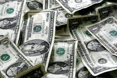 货币我们 图库摄影