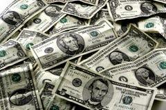 货币我们 库存照片