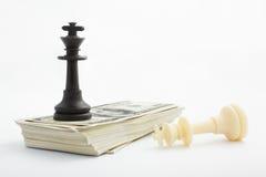 货币方法 免版税图库摄影