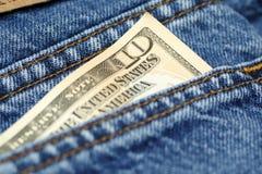 货币消费 库存照片