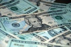 货币租金 免版税库存图片