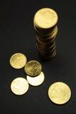 货币系列 库存图片