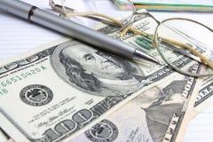 货币纸张 图库摄影
