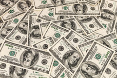 货币背景 免版税库存图片