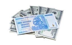 货币财产 免版税图库摄影