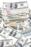 货币财富 库存图片