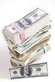 货币财富 免版税库存图片