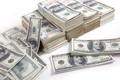 货币财富 免版税图库摄影