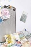 货币赎金 库存照片
