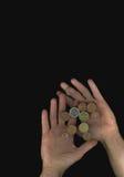 货币 库存照片