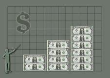货币 皇族释放例证