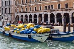 货物威尼斯 免版税库存图片