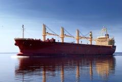 货物帆船仍然浇灌 免版税图库摄影