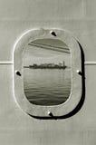 货物海运 向量例证