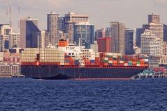 货物美国 免版税库存照片
