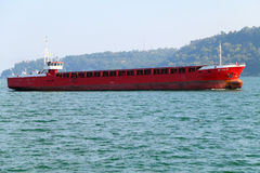 货物菲利佩船st 库存照片