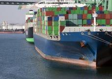 货船 免版税库存照片