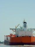 货船 库存照片