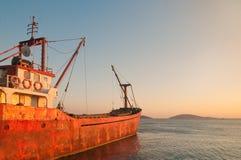 货船 库存图片